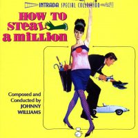 How to Steal a Million (1966) soundtrack cover
