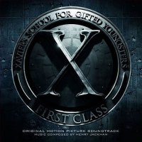 X-Men: First Class (2011) soundtrack cover