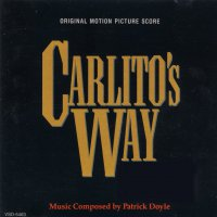 Carlito's Way (1993) soundtrack cover