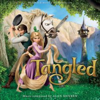 Tangled: Score (2011) soundtrack cover