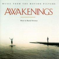 """Обложка саундтрека к фильму """"Пробуждение"""" / Awakenings (1990)"""