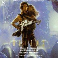 Aliens (1986) soundtrack cover