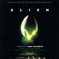 Alien (1979) soundtrack cover