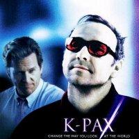 """Обложка саундтрека к фильму """"Планета Ка-Пэкс"""" / K-PAX (2001)"""