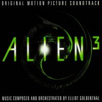 Alien³ (1992) soundtrack cover