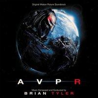 AVPR: Aliens vs Predator - Requiem (2007) soundtrack cover