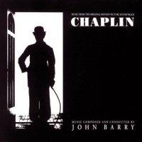 """Обложка саундтрека к фильму """"Чаплин"""" / Chaplin (1992)"""
