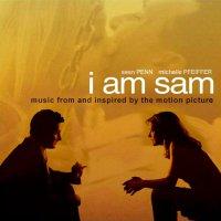 """Обложка саундтрека к фильму """"Я - Сэм"""" / I Am Sam (2001)"""