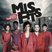 Misfits (2009) soundtrack cover
