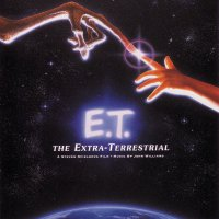 E.T.: The Extra-Terrestrial (1982) soundtrack cover