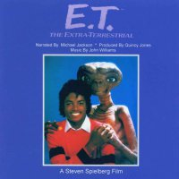 E.T.: The Extra-Terrestrial: Audiobook (1982) soundtrack cover