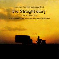 """Обложка саундтрека к фильму """"Простая история"""" / The Straight Story (1999)"""