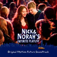 Nick and Norah's Infinite Playlist (2008) soundtrack cover