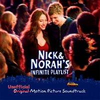 """Обложка саундтрека к фильму """"Будь моим парнем на пять минут"""" / Nick and Norah's Infinite Playlist: Unofficial (2008)"""