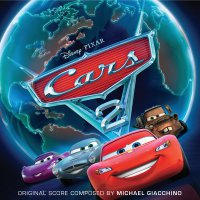 Cars 2 (2011) soundtrack cover