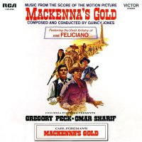 Mackenna's Gold (1969) soundtrack cover