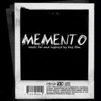 """Обложка саундтрека к фильму """"Помни"""" / Memento (2000)"""