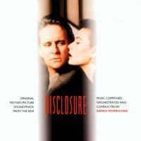 """Обложка саундтрека к фильму """"Разоблачение"""" / Disclosure (1994)"""