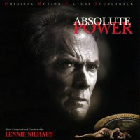 """Обложка саундтрека к фильму """"Абсолютная власть"""" / Absolute Power (1997)"""
