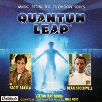 Quantum Leap (1989) soundtrack cover