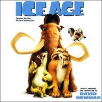 """Обложка саундтрека к мультфильму """"Ледниковый период"""" / Ice Age (2002)"""