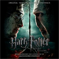 Harry Potter and the Deathly Hallows: Part 2 (2011) soundtrack cover