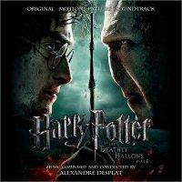 """Обложка саундтрека к фильму """"Гарри Поттер и Дары смерти: Часть 2"""" / Harry Potter and the Deathly Hallows: Part 2 (2011)"""