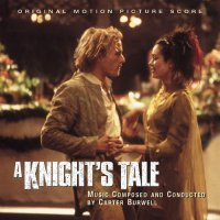 A Knight's Tale: Score (2001) soundtrack cover