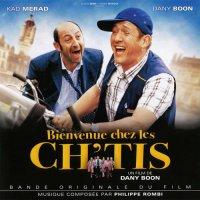Bienvenue chez les Ch'tis (2008) soundtrack cover