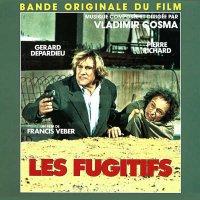 """Обложка саундтрека к фильму """"Беглецы"""" / Les fugitifs (1986)"""