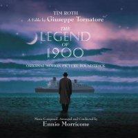 La leggenda del pianista sull'oceano (1998) soundtrack cover