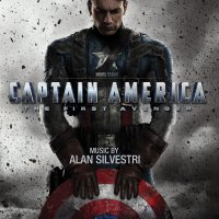 Captain America: The First Avenger (2011) soundtrack cover