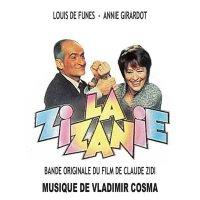 La zizanie (1978) soundtrack cover