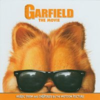 Garfield (2004) soundtrack cover