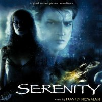 Serenity (2005) soundtrack cover