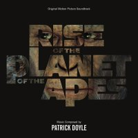Rise of the Planet of the Apes (2011) soundtrack cover