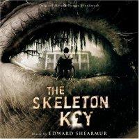 """Обложка саундтрека к фильму """"Ключ от всех дверей"""" / The Skeleton Key (2005)"""