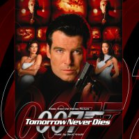 Tomorrow Never Dies (1997) soundtrack cover