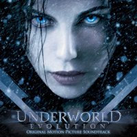"""Обложка саундтрека к фильму """"Другой мир 2: Эволюция"""" / Underworld: Evolution (2006)"""