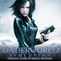 """Обложка саундтрека к фильму """"Другой мир 2: Эволюция"""" / Underworld: Evolution: Score (2006)"""