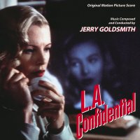 L.A. Confidential: Score (1997) soundtrack cover