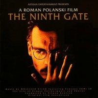 """Обложка саундтрека к фильму """"Девятые врата"""" / The Ninth Gate (1999)"""