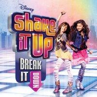 """Обложка саундтрека к сериалу """"Танцевальная лихорадка"""" / Shake It Up! (2010)"""