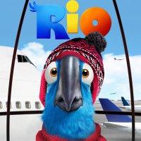 Rio (Russian Cast) (2011) soundtrack cover