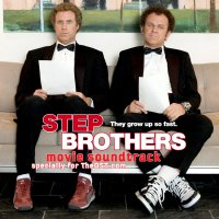 Step Brothers (2008) soundtrack cover