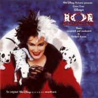 101 Dalmatians (1996) soundtrack cover