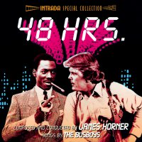 48 Hrs. (1982) soundtrack cover