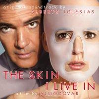 """Обложка саундтрека к фильму """"Кожа, в которой я живу"""" / The Skin I Live In (2011)"""