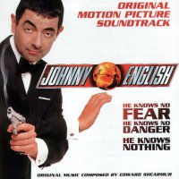 Johnny English (2003) soundtrack cover