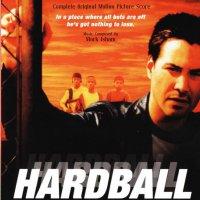 """Обложка саундтрека к фильму """"Хардбол"""" / Hard Ball: Score (2001)"""